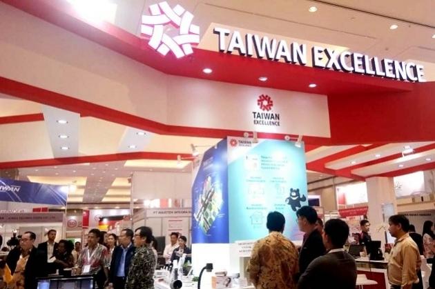 Usung 25 Brand, Taiwan Tawarkan Solusi Pengembangan Smart City di Indonesia