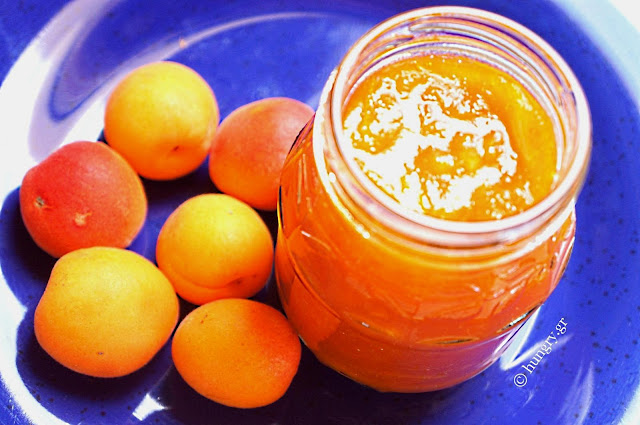 Apricot Jam with Stevia