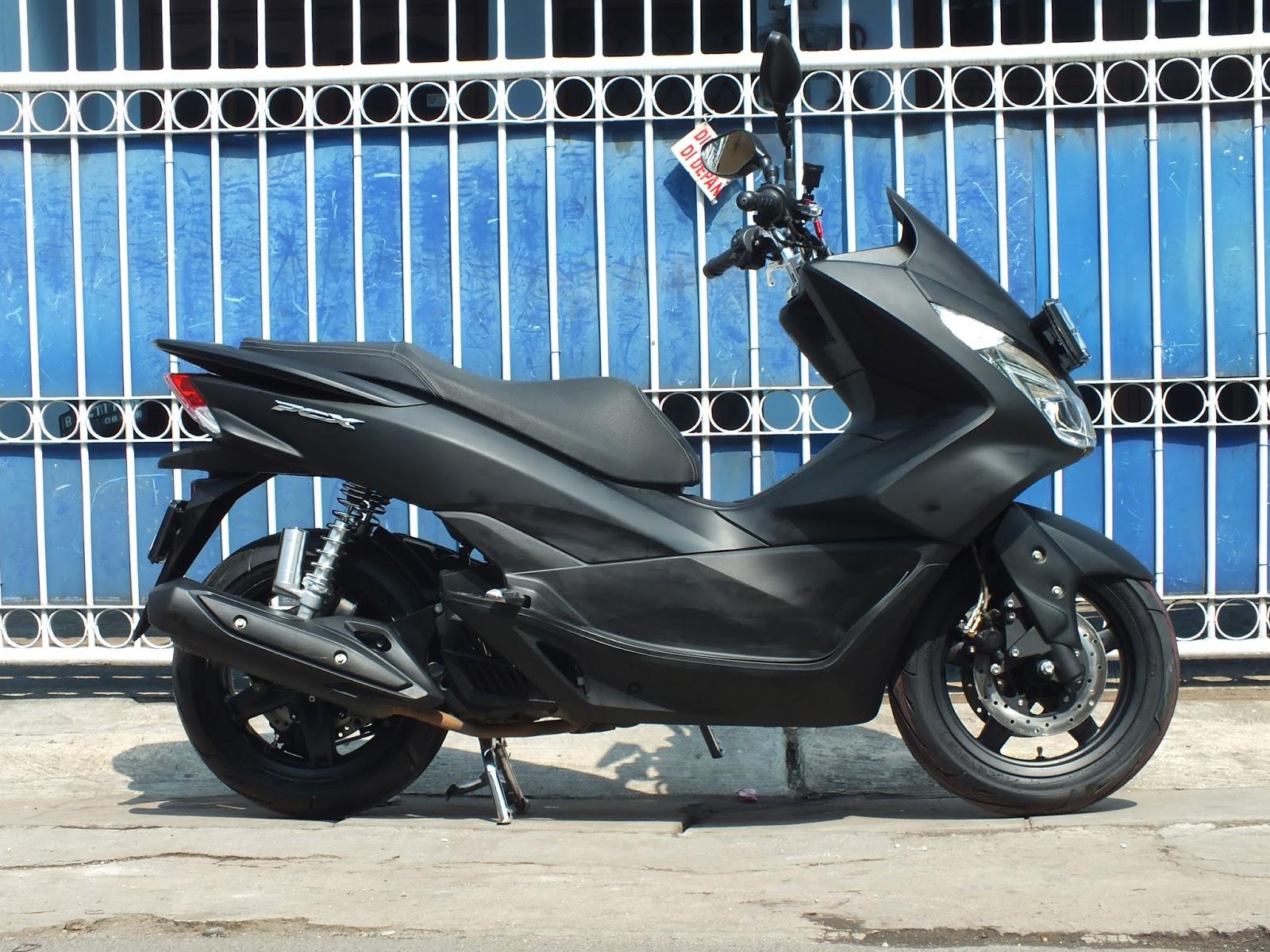 Bengkel Modifikasi Motor Honda Pcx OTOMOTIF