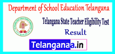 Telangana TSTET 2019 Results Rankcards Download TS Teacher Eligibility Test Results