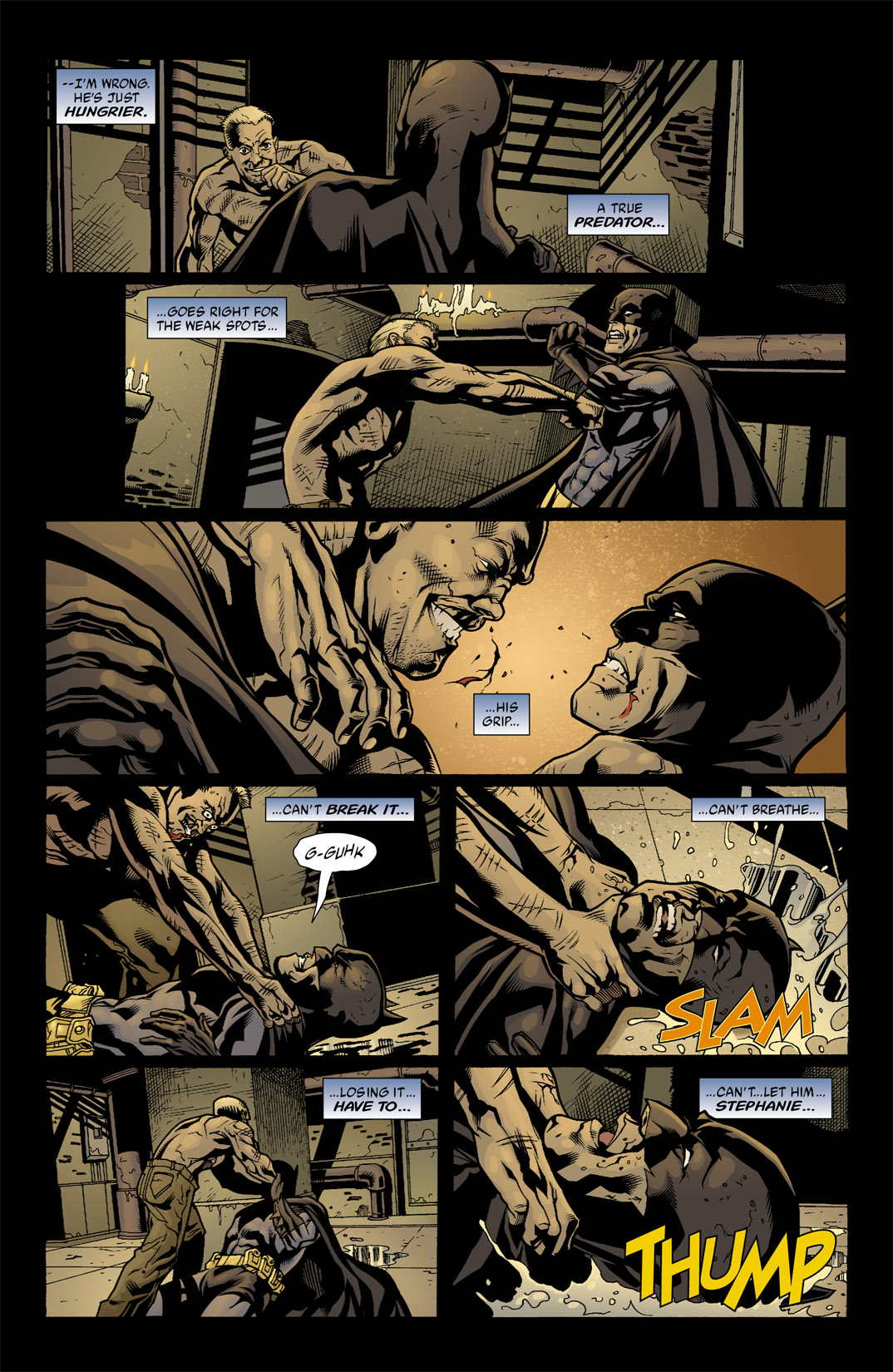 Detective Comics (1937) 796 Page 18
