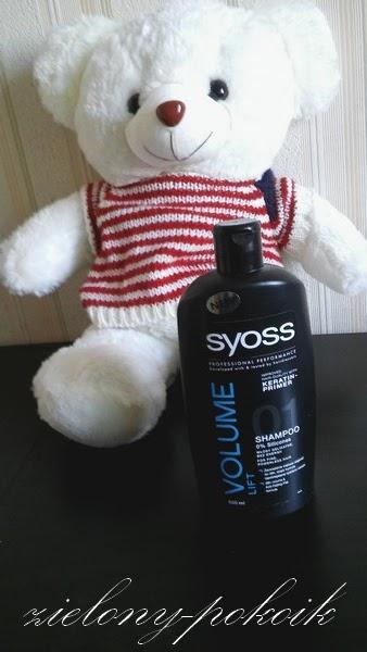 Kosmetycznie: Syoss Volume: czy szampon do włosów okazał się być lepszym niż odżywka z tej serii?
