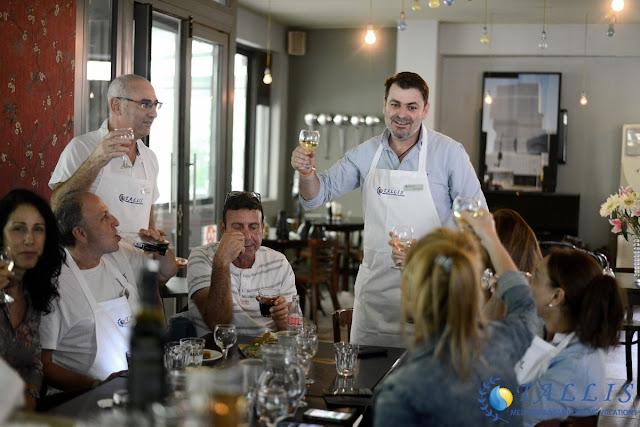 Chef Kostas Rigani Loutraki