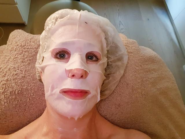 Masque acide hyaluronique