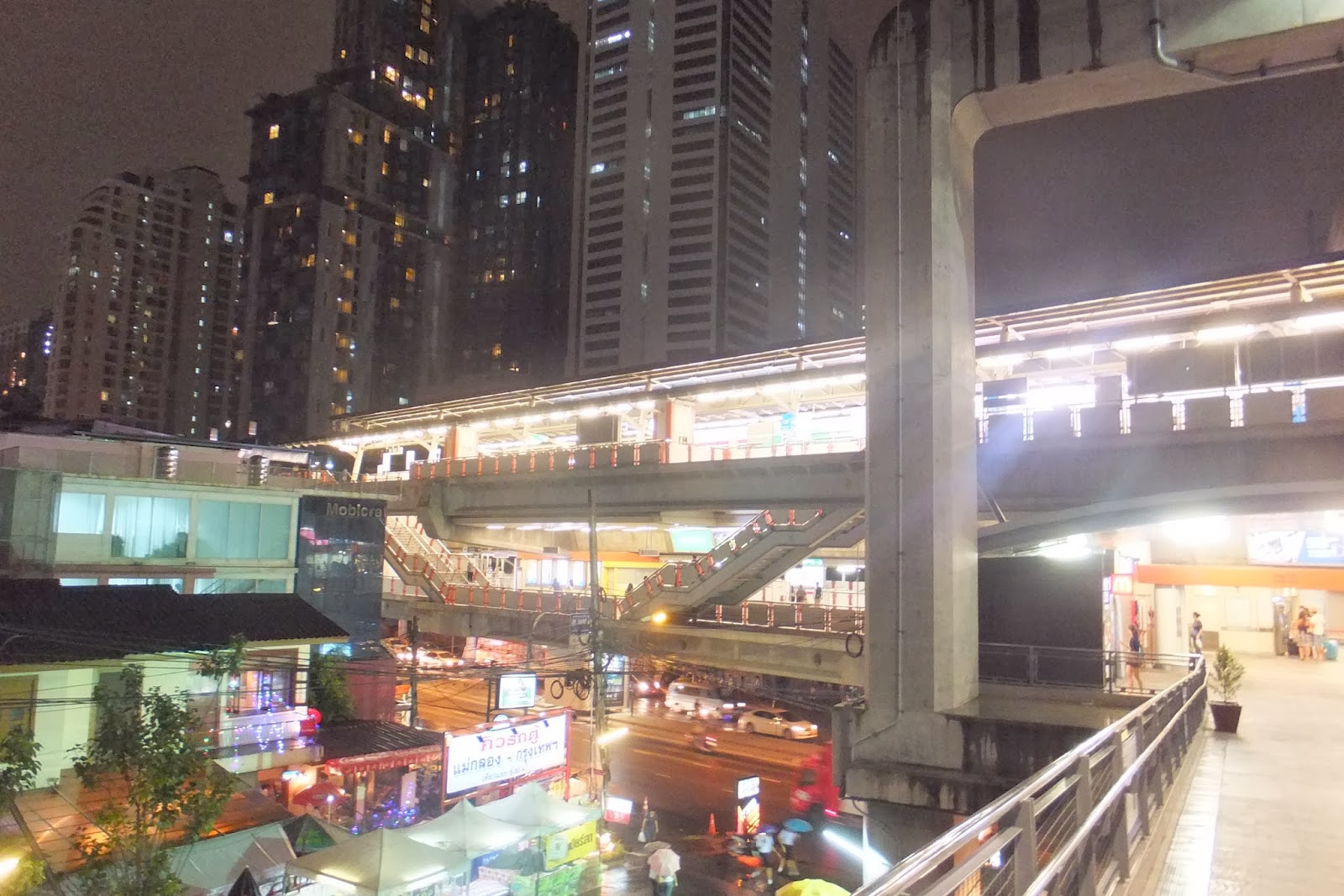 bangkok-BTS バンコク・スカイトレイン