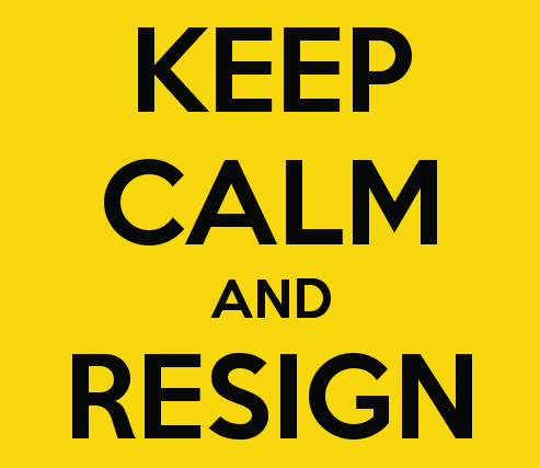 Cara Resign Dengan Baik dan Bijak