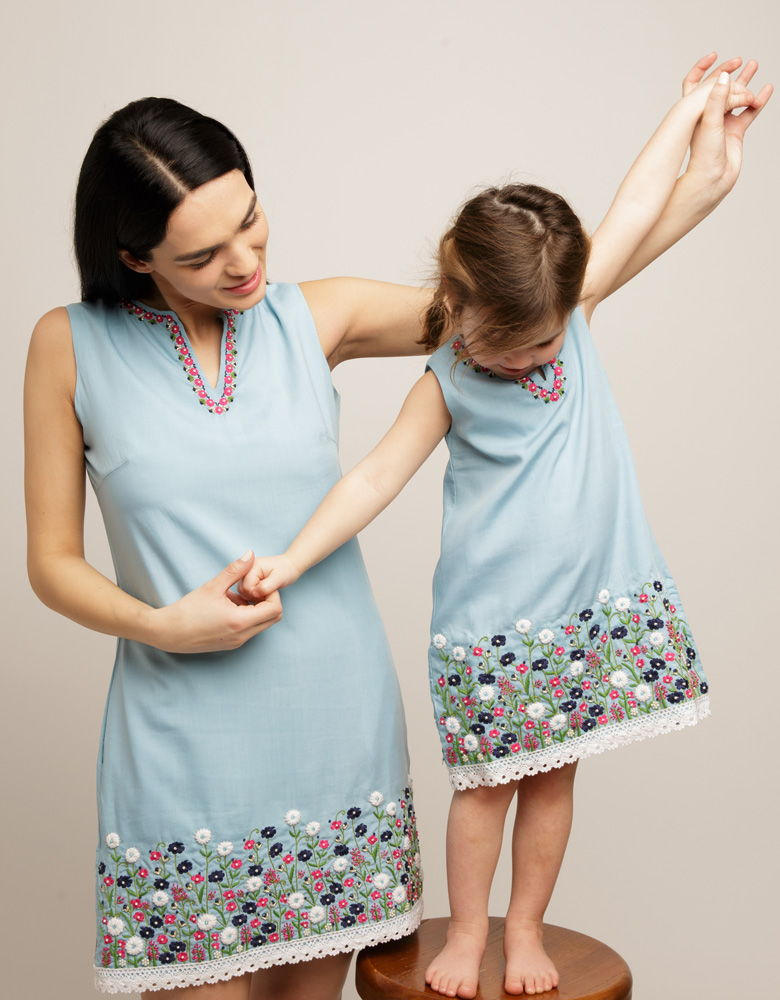 victoria road, ethical easter dresses for women and girls