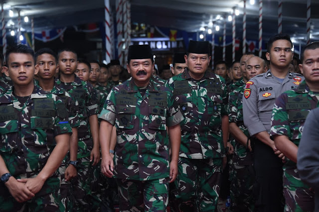 Panglima TNI : TNI Tetap Siaga Selama Pelaksanaan Pemilu 2019
