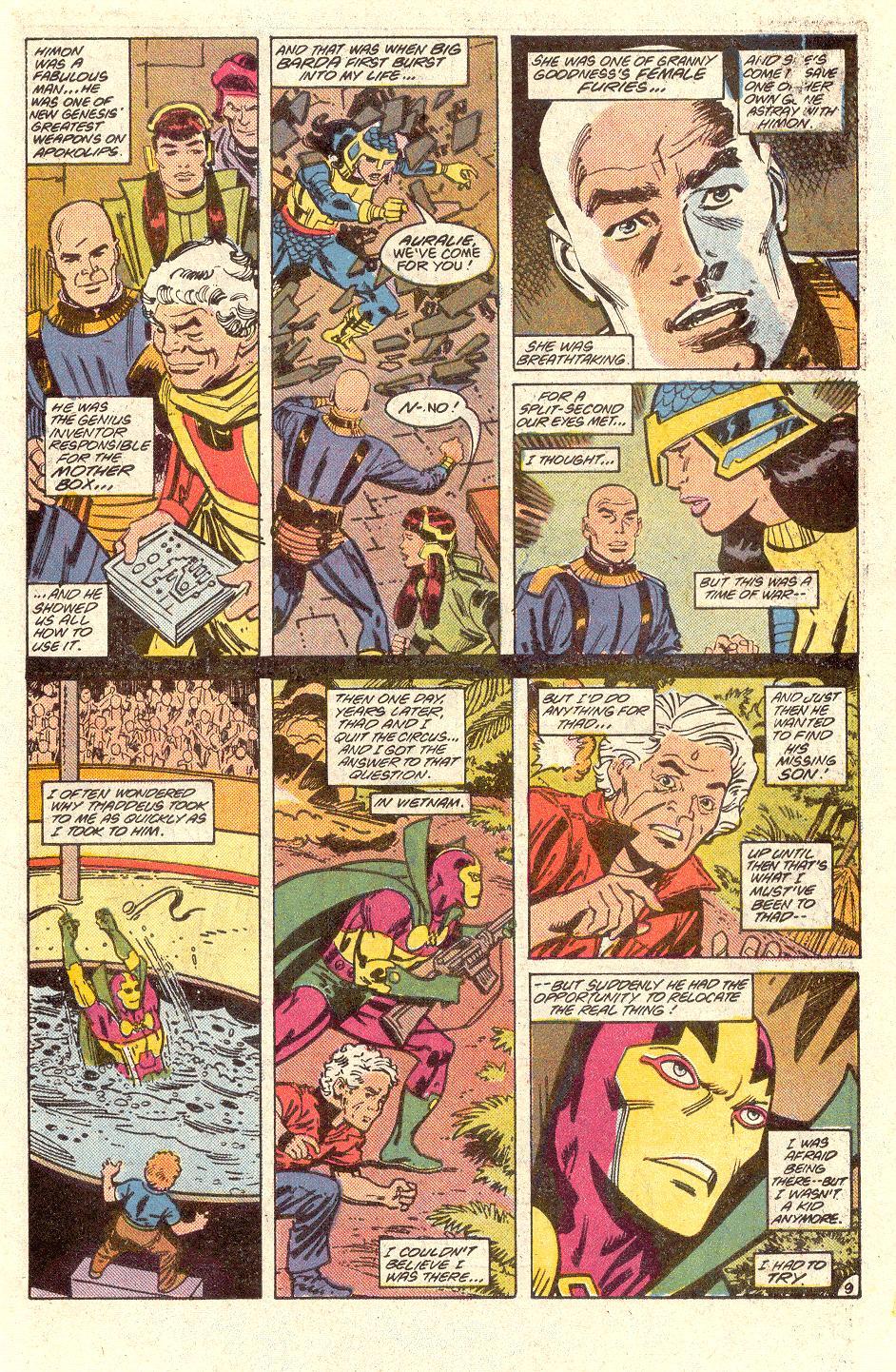 Read online Secret Origins (1986) comic -  Issue #33 - 12