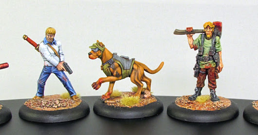 A slightly diffenrent view of the (non) Scoobies and a bit of Oldhammer...