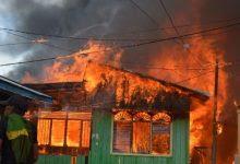 Sukiran Niat Ngumpuli Uang Rp.40 juta untuk merehap Rumah, Ludes dilalap si jago merah.