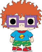 Funko Pop! Chuckie Finster
