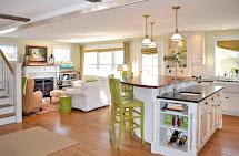 Sopo Cottage Open Concept Floor