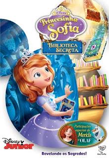 Princesinha Sofia: A Biblioteca Secreta – Dublado (2016)