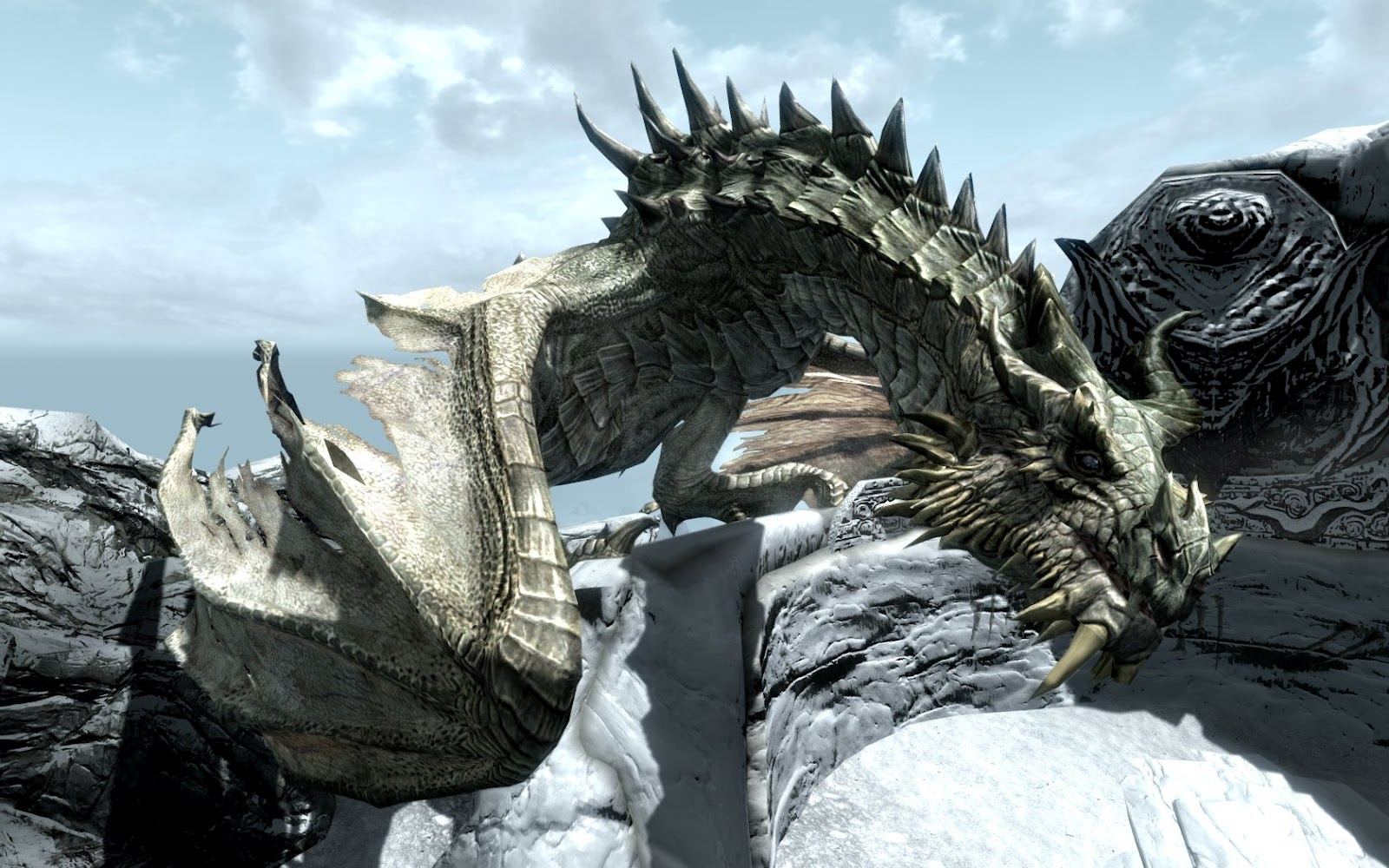 Skyrim Dragon: MaigretsHeadSpace: Skyrim Official Patch 1.5 Beta Vs