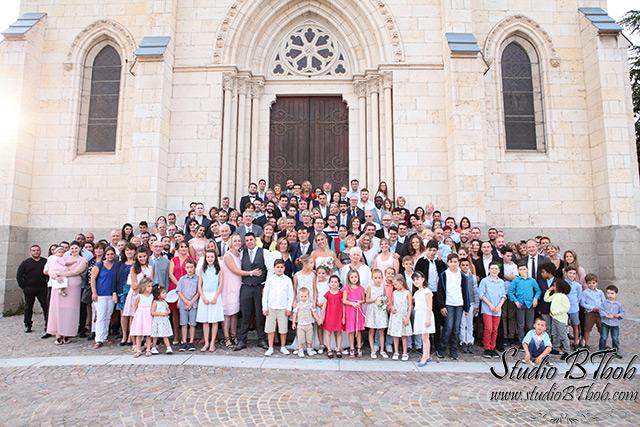 Mariage à Vernaison