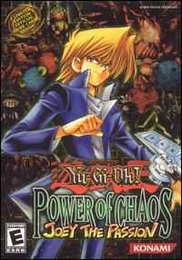 Yu-Gi-Oh! P.O.C Joey the Passion PC Full Español