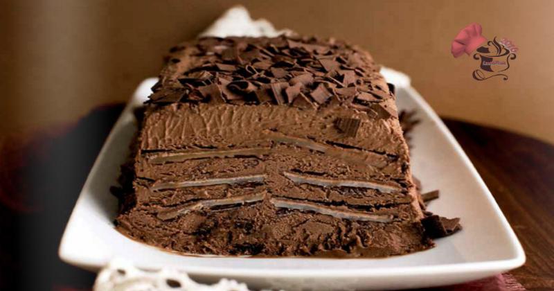 Marquesa de Chocolate con after eight