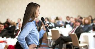 Tips Mengolah Suara Saat Tampil Berbicara di Muka Orang Banyak