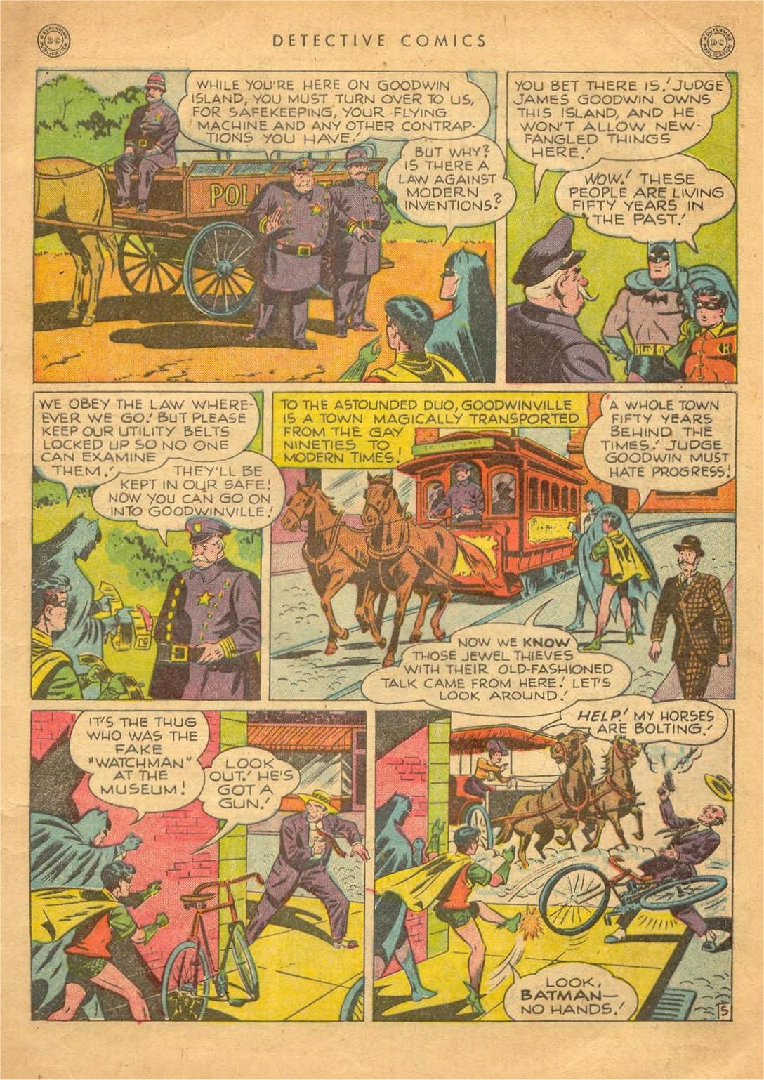 Detective Comics (1937) 129 Page 5
