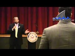 CAIR Executive Director Confronts Congressman Allen West