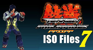 Download Tekken 7 ISO APK