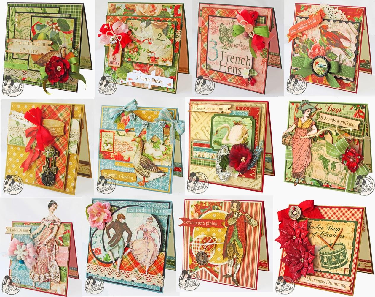 Scrapbook ideas christmas card - Scrapbook Ideas Christmas Card 26