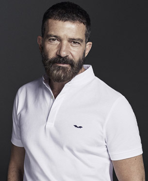 camiseta Antonio Banderas Desing by Selected Homme