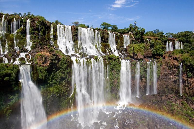 Iguazu Falls, Air Terjun Terbesar di Dunia