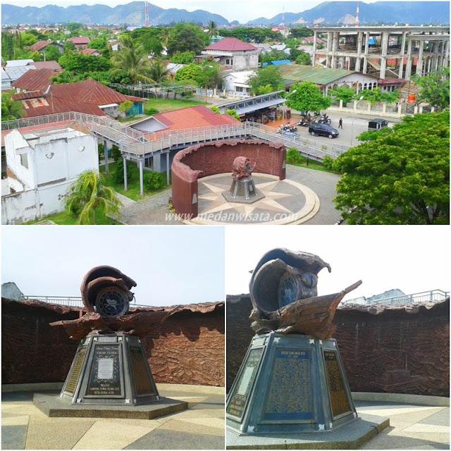 Monumen Peringatan Tsunami Aceh