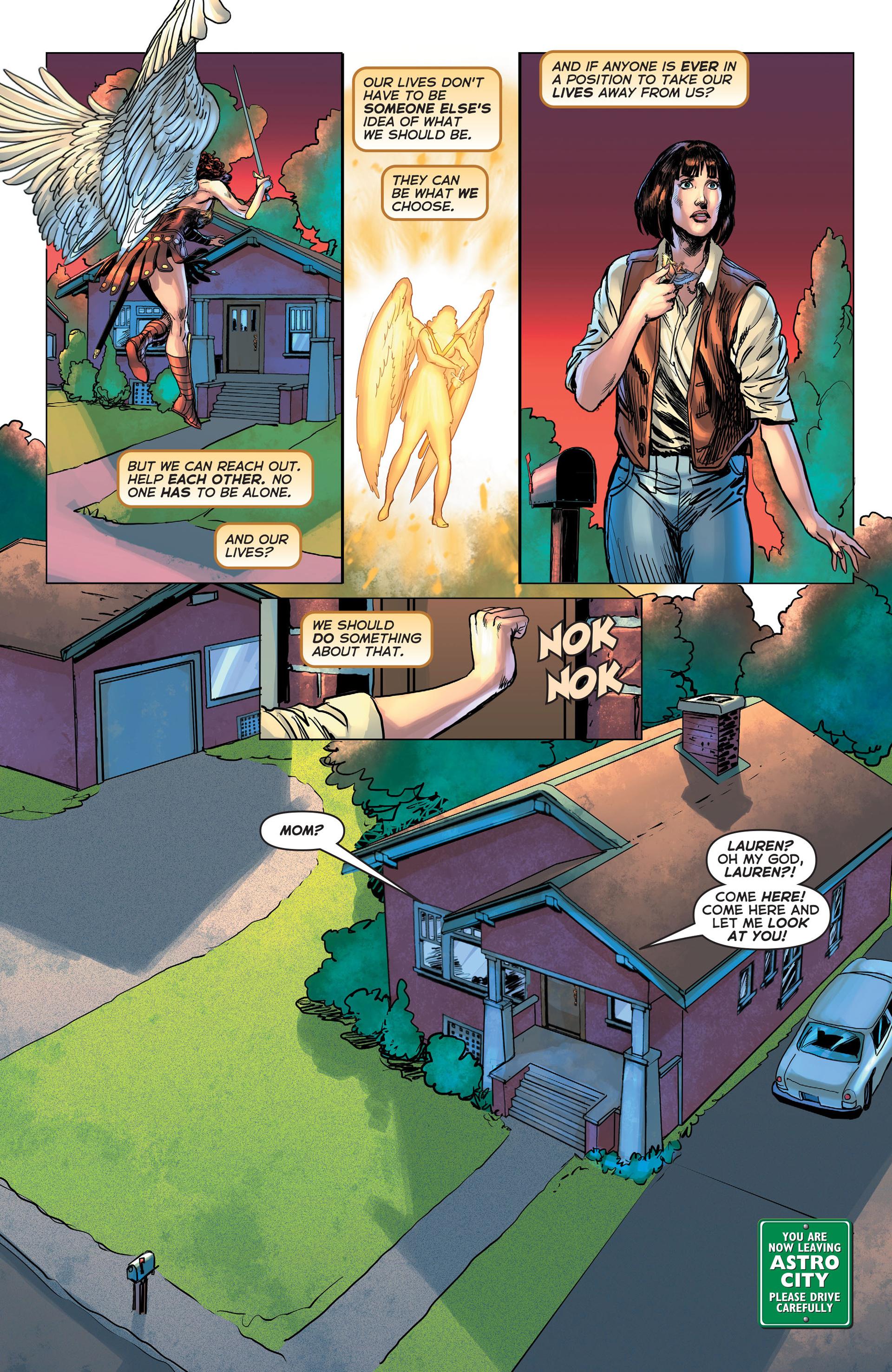 Read online Astro City comic -  Issue #10 - 25
