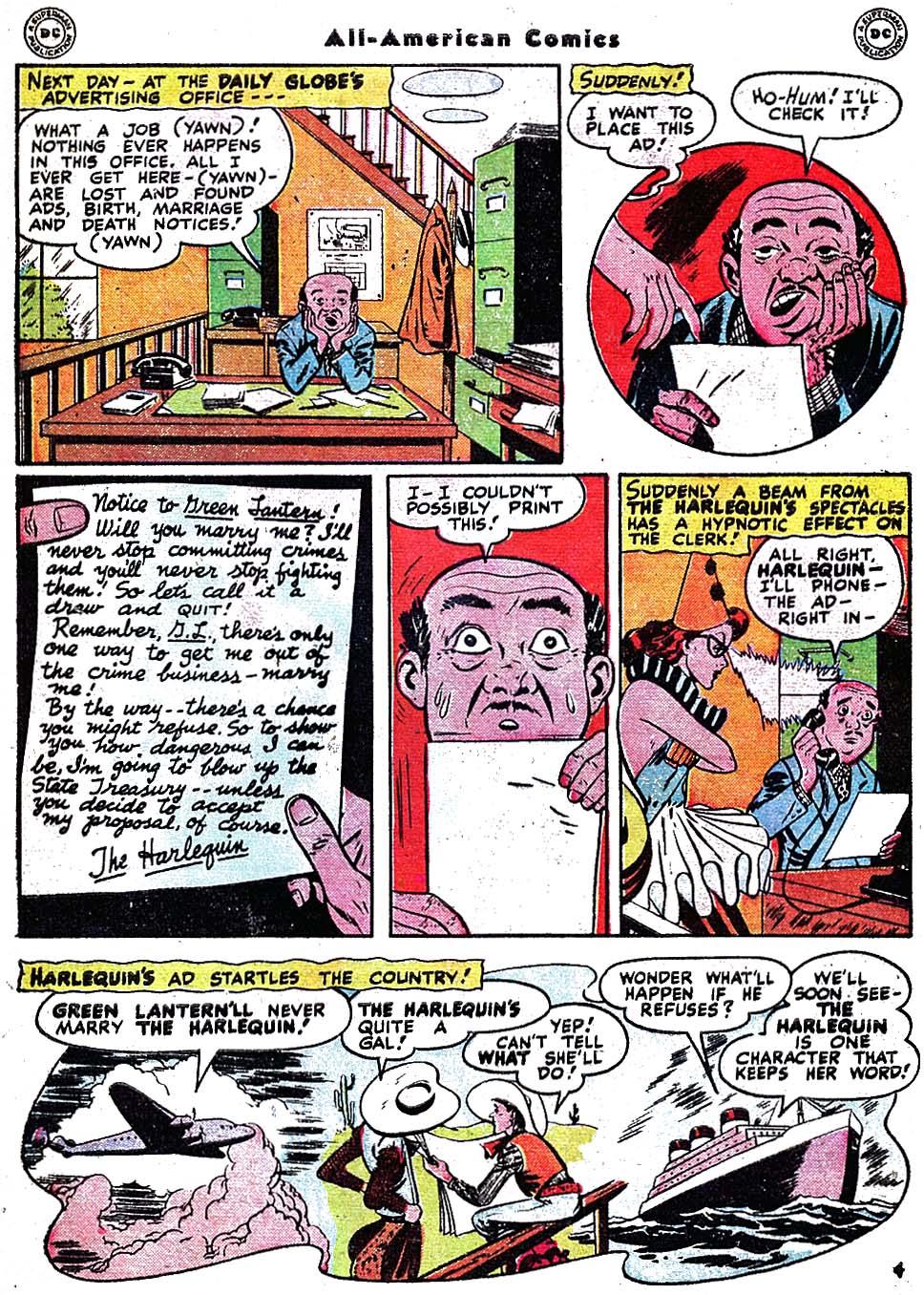 Read online All-American Comics (1939) comic -  Issue #91 - 6