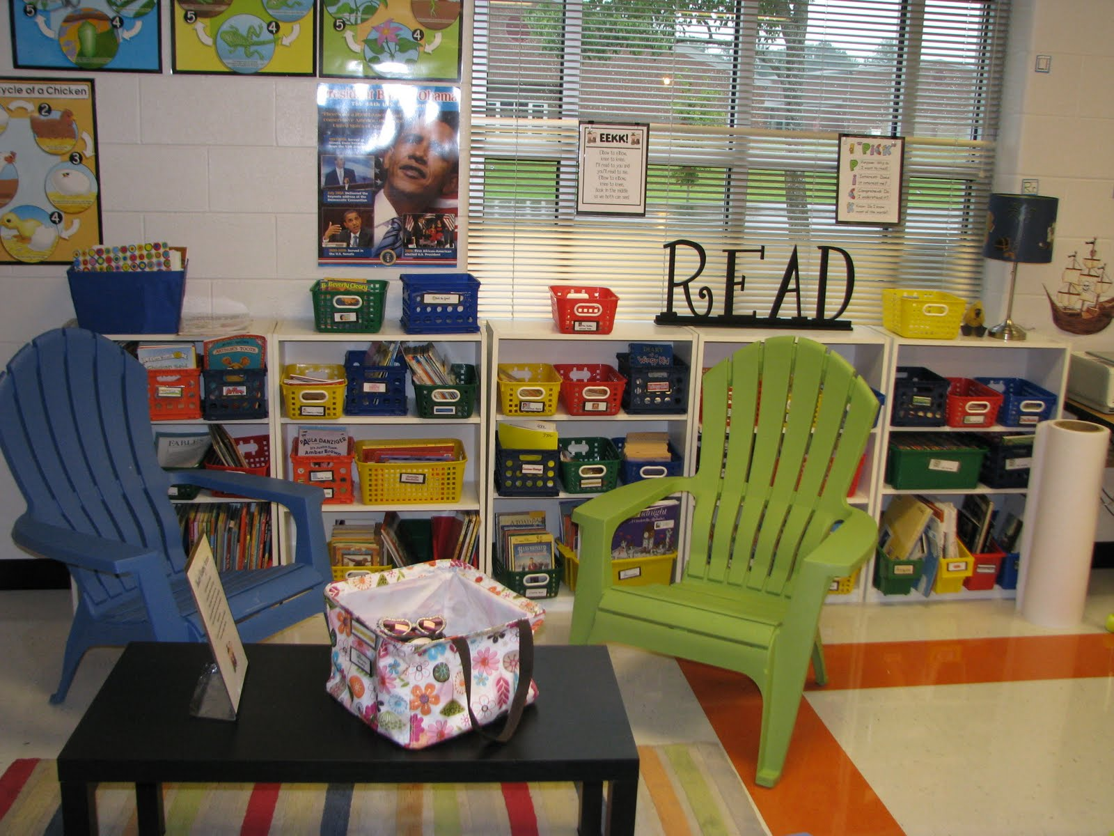 Pitner S Potpourri Woo To The Hoo Classroom Library