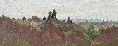 #49 'Bramshott Common' 4×9.5″