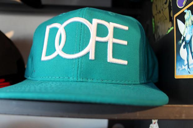 Time Bomb Spot Dope Hats