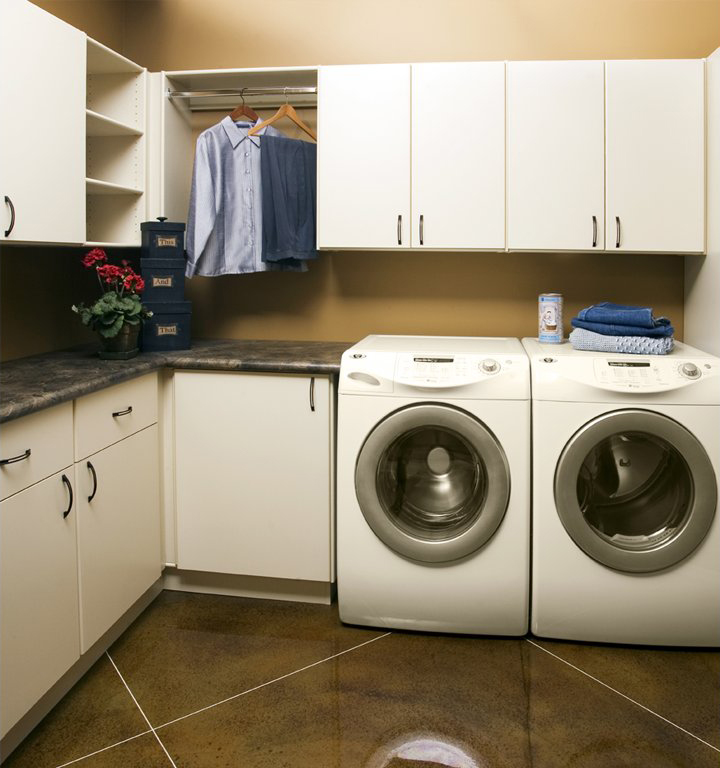 DECORATION: LAUNDRY ROOMS