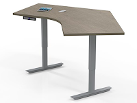 Electric Height Adjust Collaboration Table