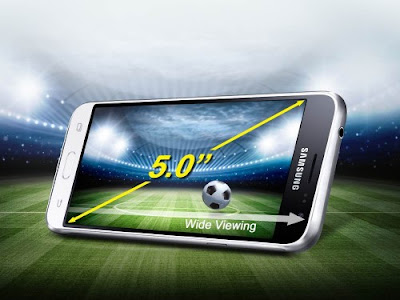 Spesifikasi Lengkap Samsung Galaxy J3