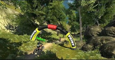 MTB Downhill: Multiplayer Mod Apk