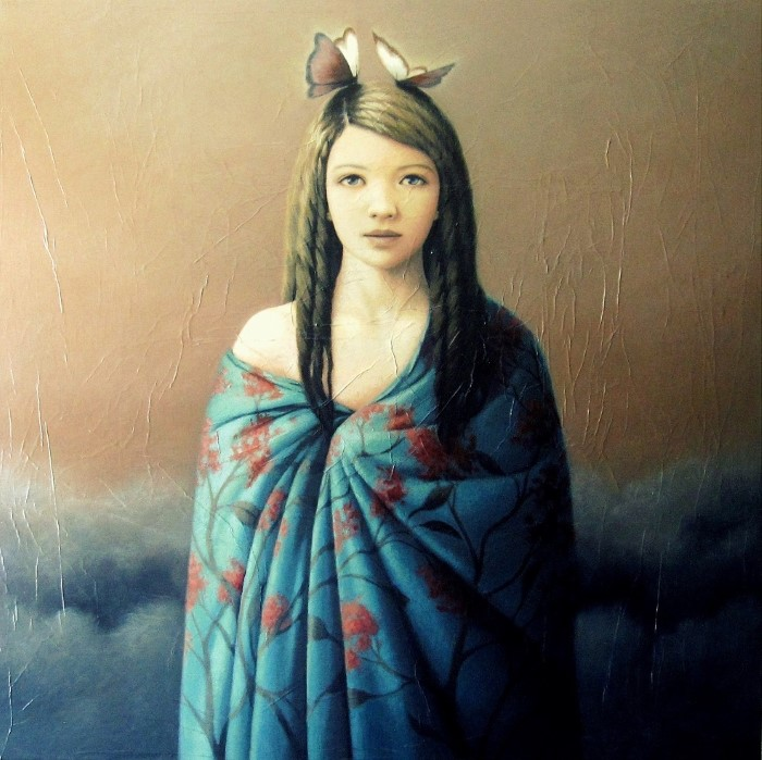 Канадский художник. Isabelle Tremblay