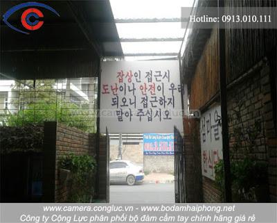 Một số hình ảnh tại nhà hàng Hàn Quốc.