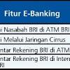 Biaya Transaksi Bank BRI Terbaru 2017