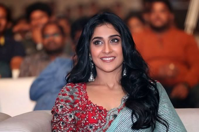Regina Cassandra @ Nakshatram Movie Audio Launch