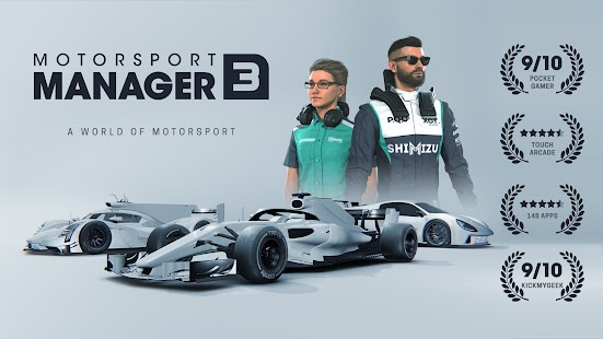 Motorsport Manager Mobile 3 Apk+Data Free on Android Game Download