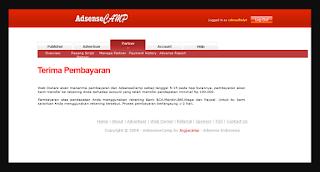 komisi dari Adsensecamp.com PPC Lokal
