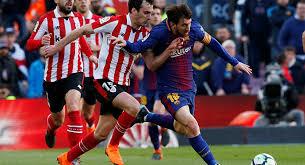 التعادل يسيطر على مباراة برشلونة واتلتيك بلباو