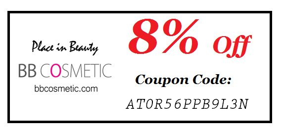 BB COSMETIC COUPON CODE