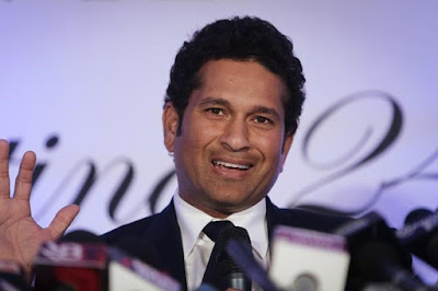 Sachin Tendulkar Arrived In Kochi