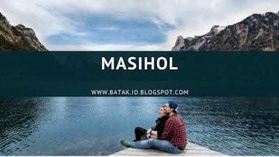 Lirik Masihol - Marsada Band