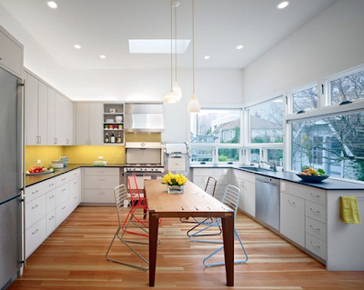 dapur impian minimalis modern